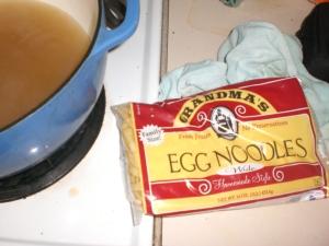 Grandma Egg Noodles