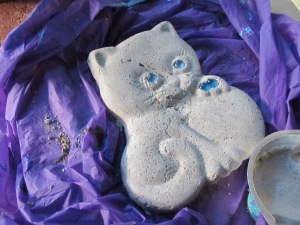 Cat+ craft project, quick, somebody pin me!